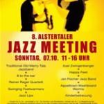 8. Alsteraler JazzMeeting / 07.10.2007