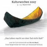 Hamburger Kulturwochen / vom 09.09 bis 23.09 2007