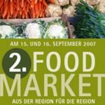 2. Hamburger Food Market / 15.09. und 16.09.2007