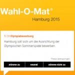 Noch eine Woche bis zur Bürgerschaftswahl in Hamburg