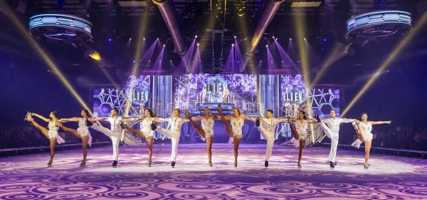 HOLIDAY ON ICE BELIEVE mit Premiere in Hamburg